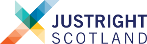 JustRight Scotland logo