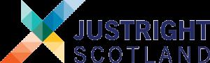 JustRight Scotland logo