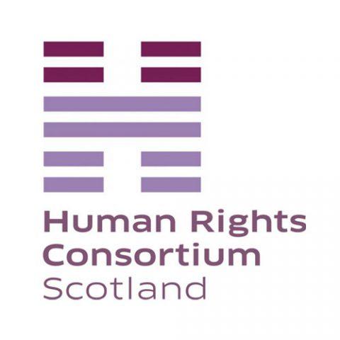 Human Rights Consortium Scotland logo