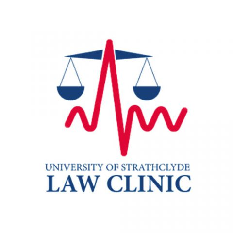 University of Strathclyde Law Clinic logo