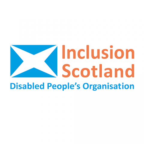 Inclusion Scotland - disabled people's organisationlogo